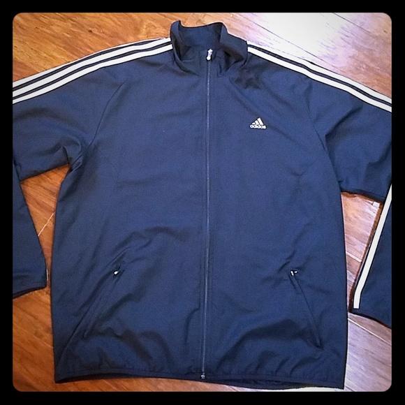 Adidas Performance Essentials jacket XL Climaproof